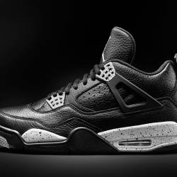 Air jordan retro iv 4 ls oreo ...