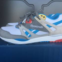Burn rubber reebok ventilator ...