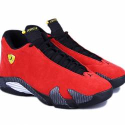 $550.00 Air jordan 14 retro ferrari