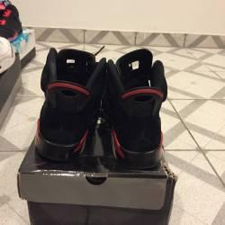 Retro jordan 6 black infrared