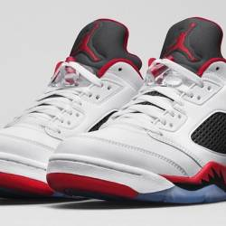 "Air jordan 5 retro low "" fire ..."