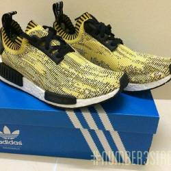 Adidas nmd runner pk gold