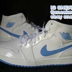 Air jordan 1 mid legend blue s...