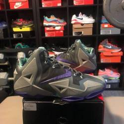 Lebron xi 11 china  terra cott...