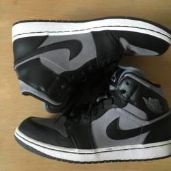 Air jordan 1 black/grey
