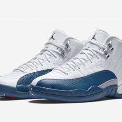 Air jordan 12 french blue gs 4...