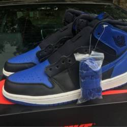 Air jordan royal 1's