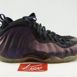 Air foamposite one eggplant sz...