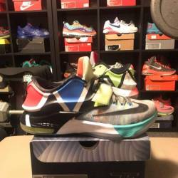 Kd vii what the kd size 10- ke...