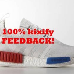 Adidas nmd white pk s79482 vin...