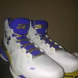 Curry 2 gold rings size 13
