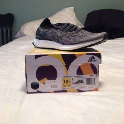 Ultra boost uncaged 10.5 black