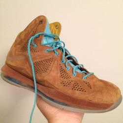Nike lebron 10 ext hazelnuts