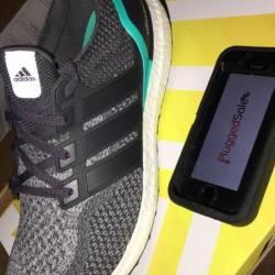 Adidas ultra boost mint men si...