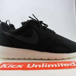 purchase cheap 78aa0 89992  177.99 Roshe run og sz 9 5 black 5118... 511881-010 nike ...