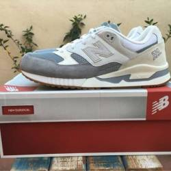 New balance 530 suede mesh gre...