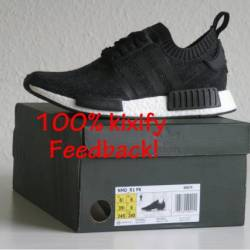Adidas nmd r1 pk winter wool b...