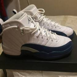 French blue 12 s