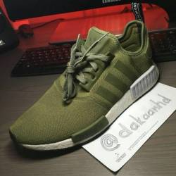 Nmd_r1 olive europe-only colorway