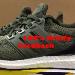 Adidas ultra boost olive 2 0 b...