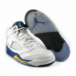 Air jordan retro 5 laney