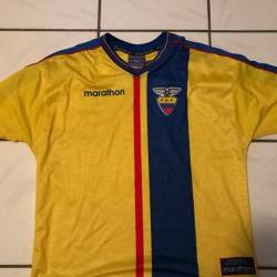 Ecuador national jersey 90's (l)
