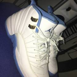 Air jordan 12 gs melo universi...