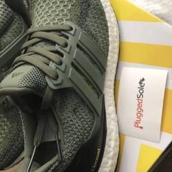 Adidas ultra boost olive size ...