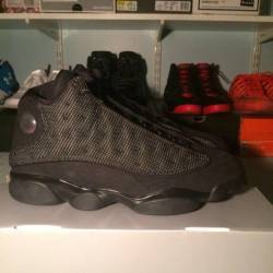 Air jordan 13 black cat ds