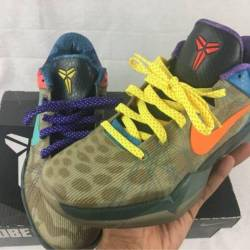 Nike zoom kobe 7 what the kobe...