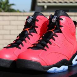 Jordan 6 retro infrared 23 us1...