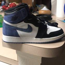 "Air jordan 1 "" blue moon "" bg"