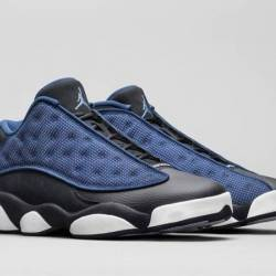 Air jordan 13 low brave blue b...