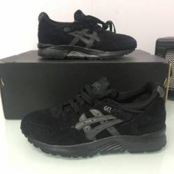 Asics gel lyte 5 v tripple black