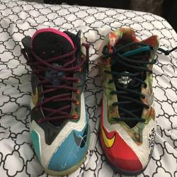 What the lebron size 9.5