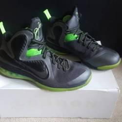 Nike lebron ix 9 dunkman size 12
