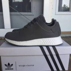 Wings + horn nmd r2 size us 7