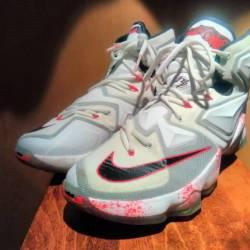"Nike lebron james xiii ""killer..."