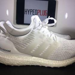 Adidas ultra boost used 3.0 tr...