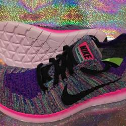 Nike wmns free rn flyknit