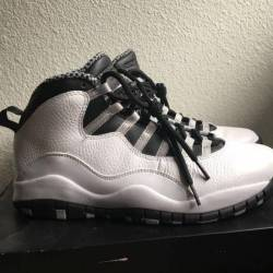 Air jordan retro 10 steel