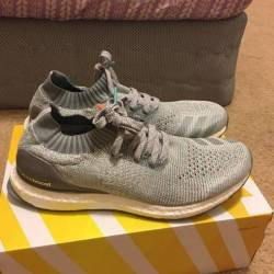 Ultra boost uncaged grey