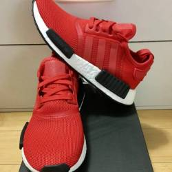 Adidas nmd r_1 nomad core red ...