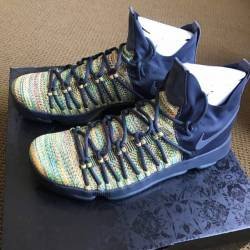 Nike kd 9 elite multicolor