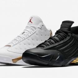 Air jordan 13 14 dmp finals pack