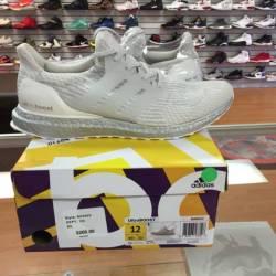 Adidas ultra boost silver boost