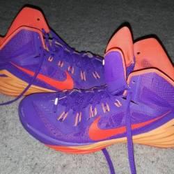Nike hyperdunk 2014 orange & p...