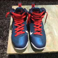 Labron james 9 swingman blue o...