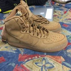 Wheat high
