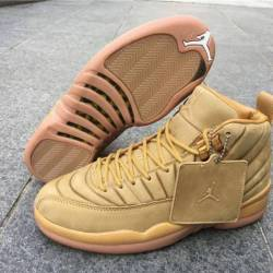 Psny x air jordan 12 wheat